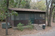 Photo: 011 Cabin, Cabin Loop (cabins 1-14)