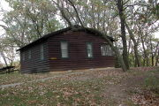 Photo: 005 Cabin, Cabin Loop (cabins 1-14)