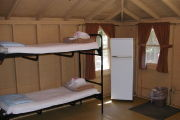 Photo: 802 WHITETAIL #2, Whitetail Camper Cabins