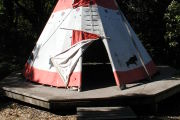 Photo: 205PAWNEE #1, Pawnee Teepee Village